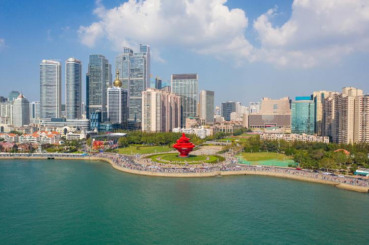 Qingdao, China office opens