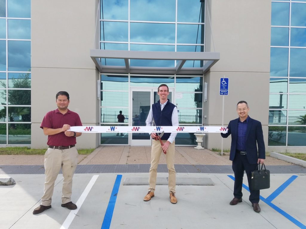 NTDS opens warehouse in Torrance, California