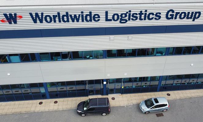 Worldwide Logistics Group London Warehouse